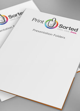 400gsm Presentation Folders by printsorted