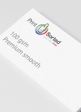 100gsm Premium Compliment Slips
