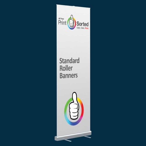 Standard Roller Banners by Printsorted